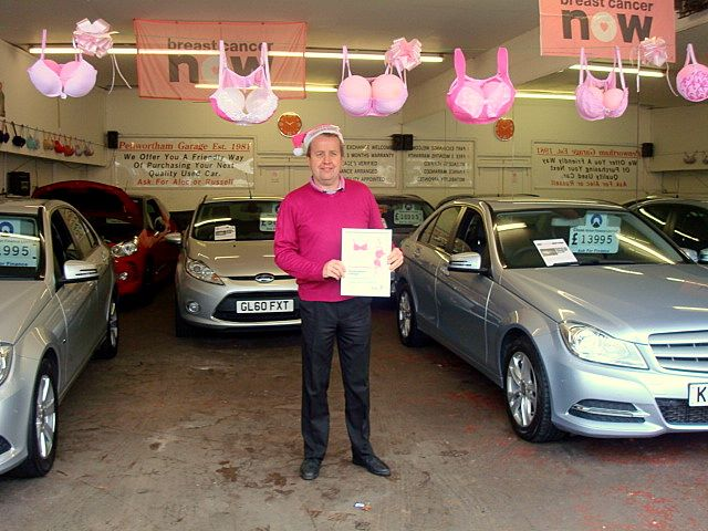 HIGHLY COMMENDED PENWORTHAM PINK WEEK